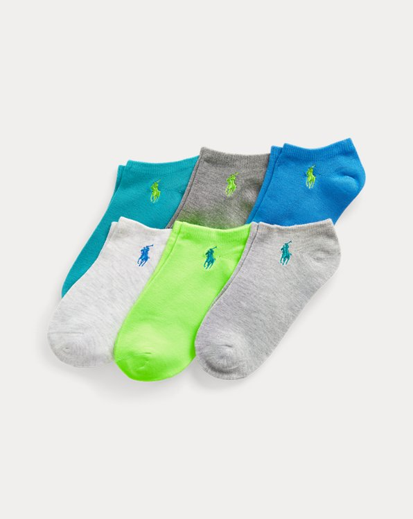 Low-Profile Sock 6-Pack