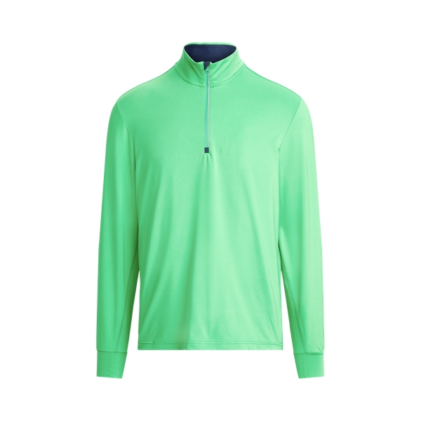 Polo Ralph Lauren Classic Fit Performance Pullover In Green
