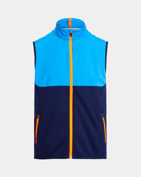 Water-Repellent Interlock Vest