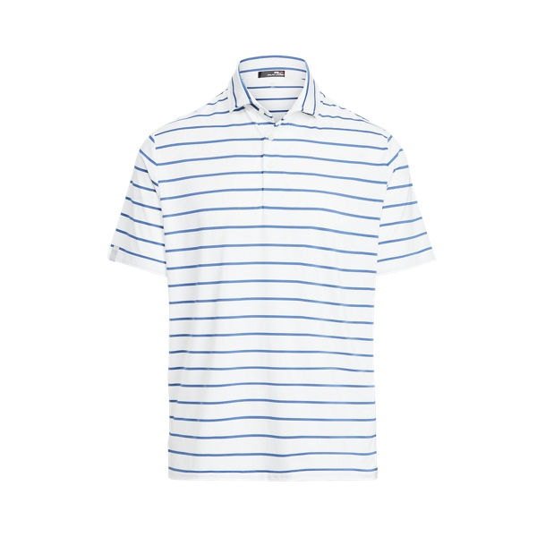 Ralph Lauren Classic Fit Performance Polo Shirt In White