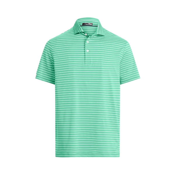 Ralph Lauren Classic Fit Performance Polo Shirt In Green