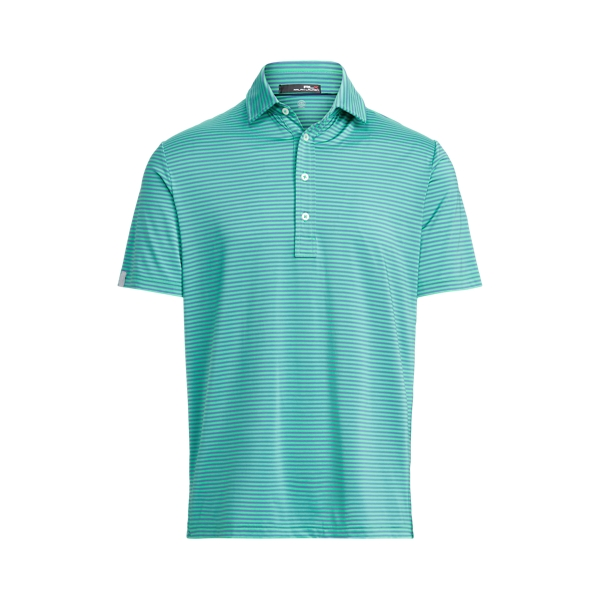 Ralph Lauren Classic Fit Performance Polo In Green