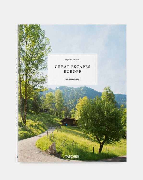 Great Escapes: Europe | The Hotel Book
