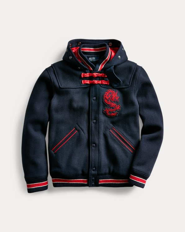 Polo CLOT Hooded Jacket