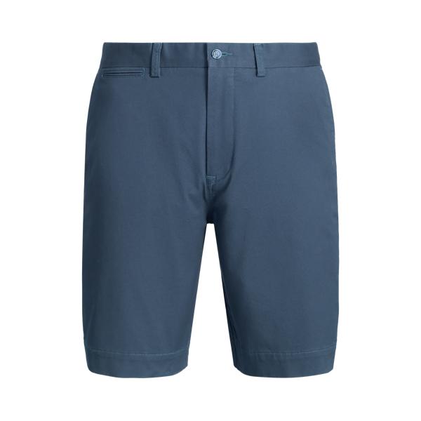 Ralph Lauren 9-inch Stretch Classic Fit Twill Short In Blue