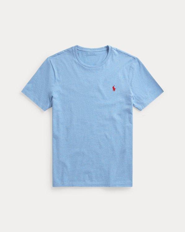 Jersey Crewneck T-Shirt - All Fits
