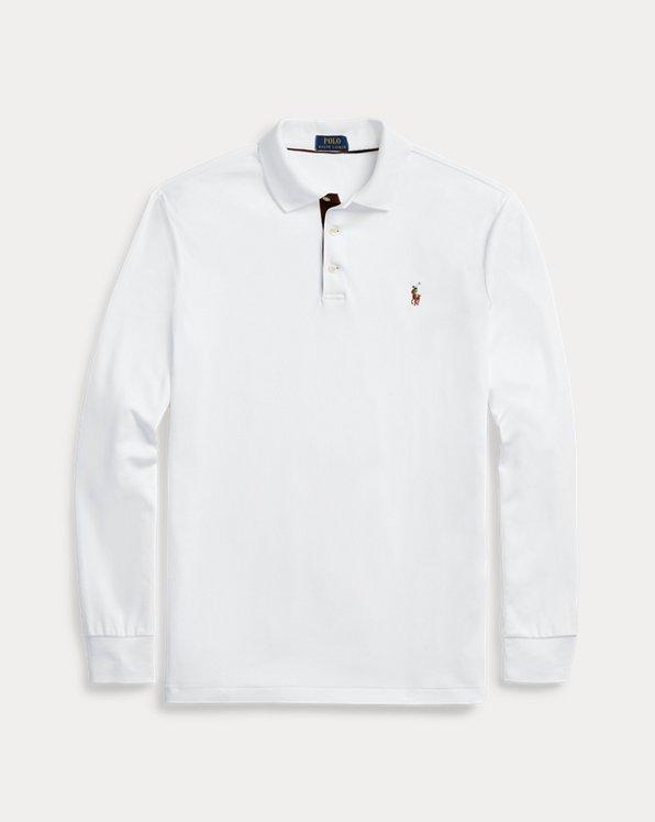Classic Fit Soft Cotton Polo Shirt