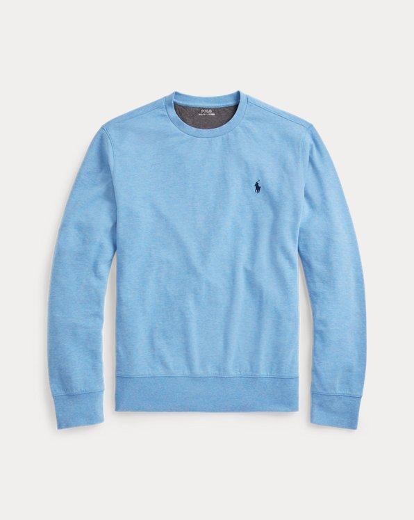 Luxury Jersey Crewneck Pullover