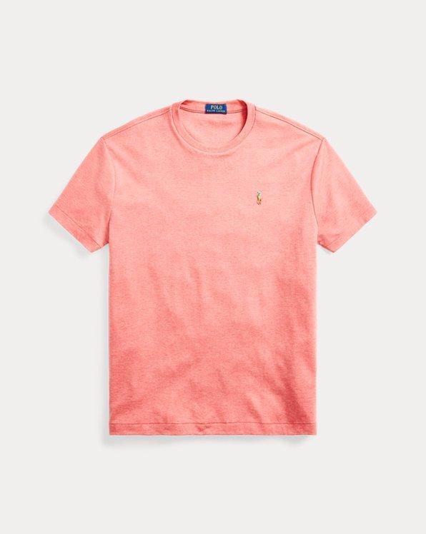 Classic Fit Soft Cotton Crewneck T-Shirt