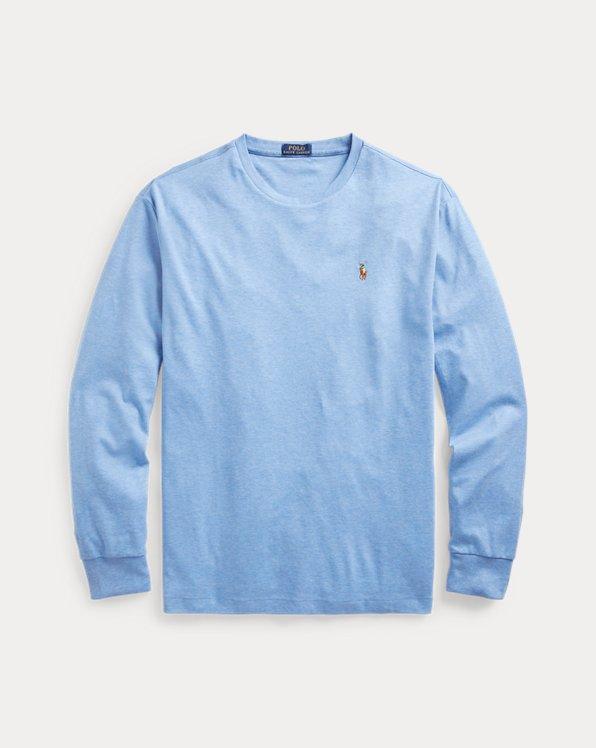 Classic Fit Soft Cotton T-Shirt