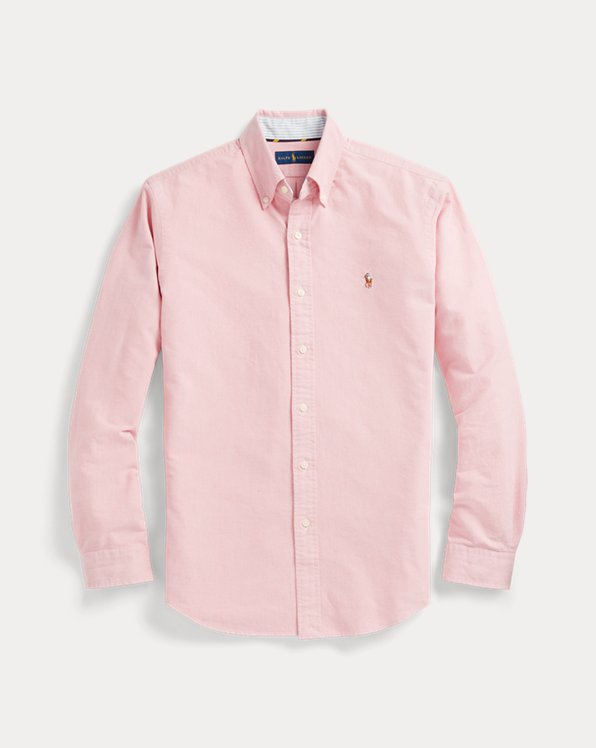 The Iconic Oxford Shirt - All Fits