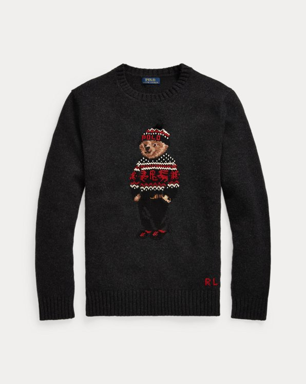 Pullover Lunar New Year mit Polo Bear