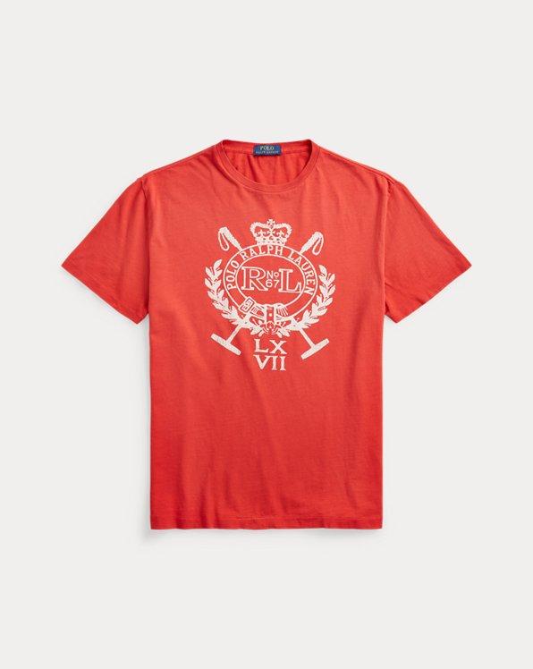 Classic Fit Crest Jersey T-Shirt