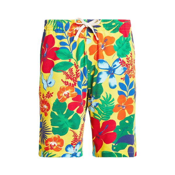 Polo Ralph Lauren Floral Spa Terry Short