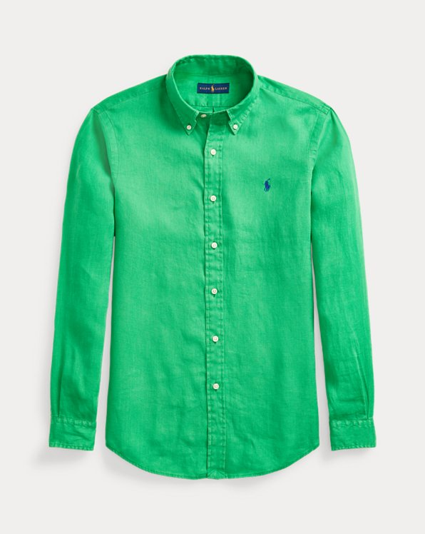 Lightweight Linen Shirt – All Fits