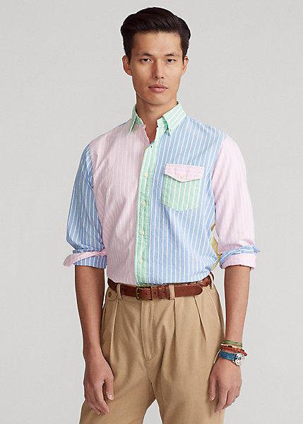 Polo RalphLauren Classic Fit Oxford Fun Shirt