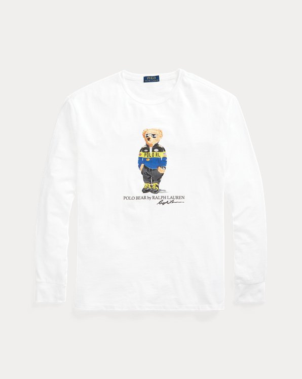 Classic Fit Polo Bear Jersey T-Shirt