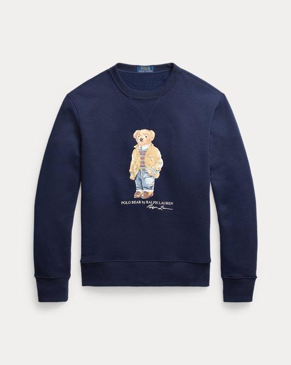 Sweat en molleton Polo Bear