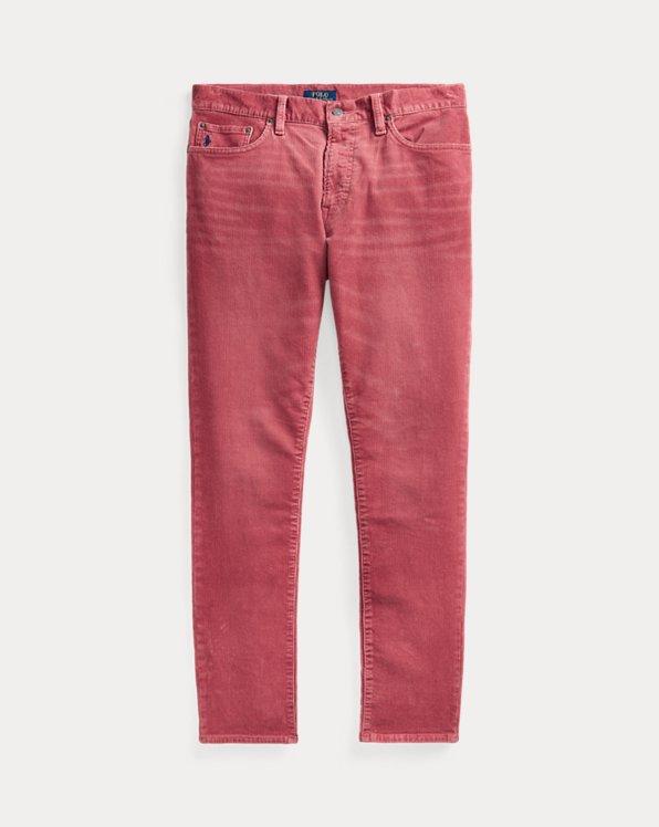Sullivan Slim Stretch Corduroy Trouser