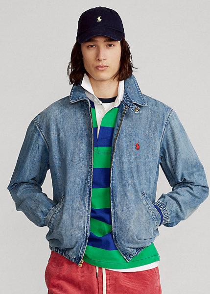 Polo Ralph Lauren Bayport Denim Jacket