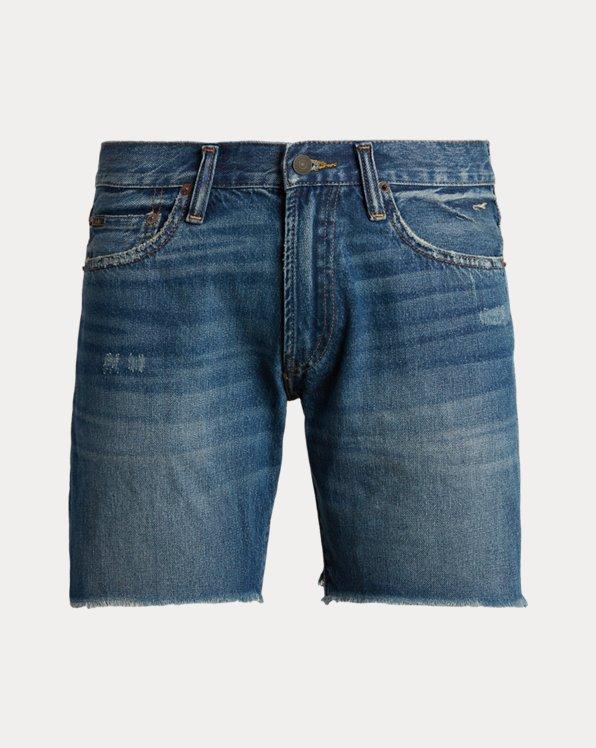 Short en jean slim Sullivan 19,1 cm