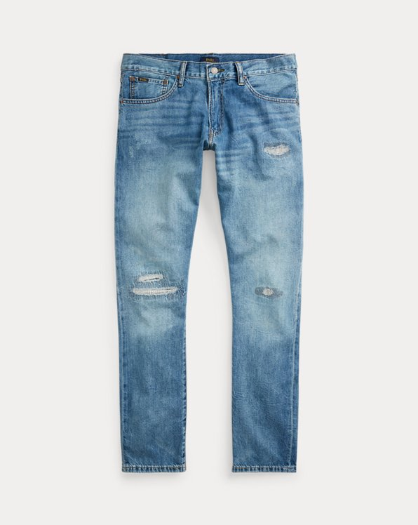 Sullivan Slim Distressed Jeans