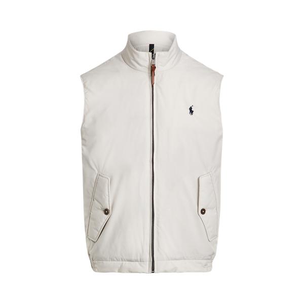폴로 랄프로렌 조끼 Polo Ralph Lauren Packable Mockneck Vest,Dove Grey