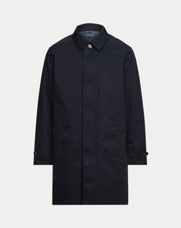 Manteau en sergé