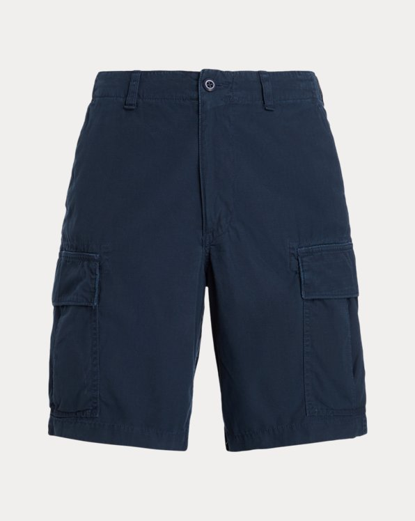 9.5-Inch Relaxed Fit Ripstop Cargo Short