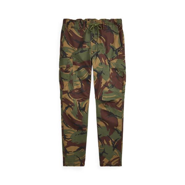 Pantalon chino cargo slim stretch