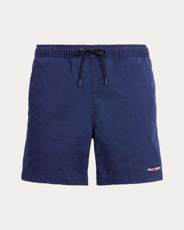 6-Inch Polo Prepster Stretch Twill Short
