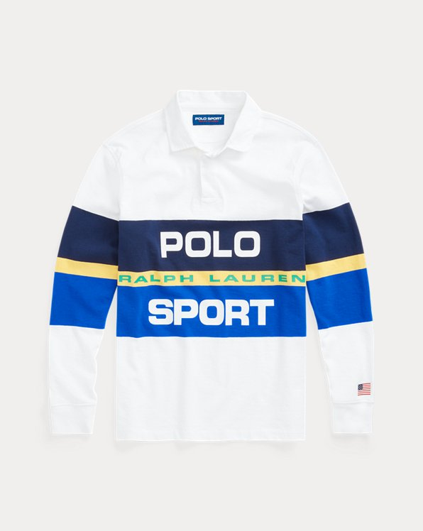 Classic Fit Polo Sport Rugby Shirt