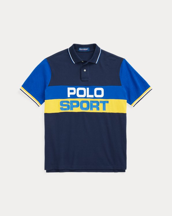 Classic Fit Polo Sport Mesh Polo Shirt