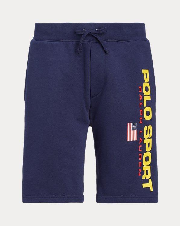 Short Polo Sport en molleton 20,3 cm