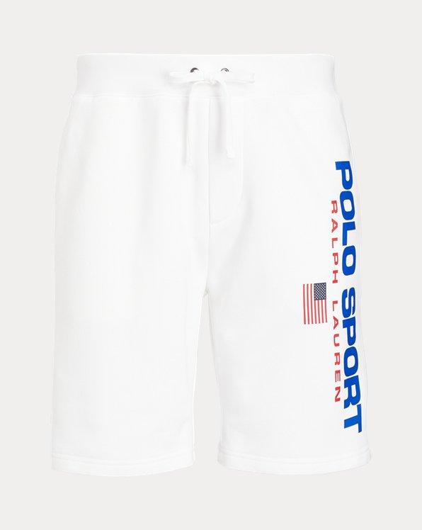 8-Inch Polo Sport Fleece Short