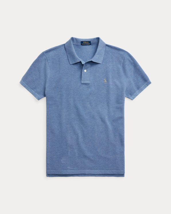 The Luxe Knit Polo Shirt