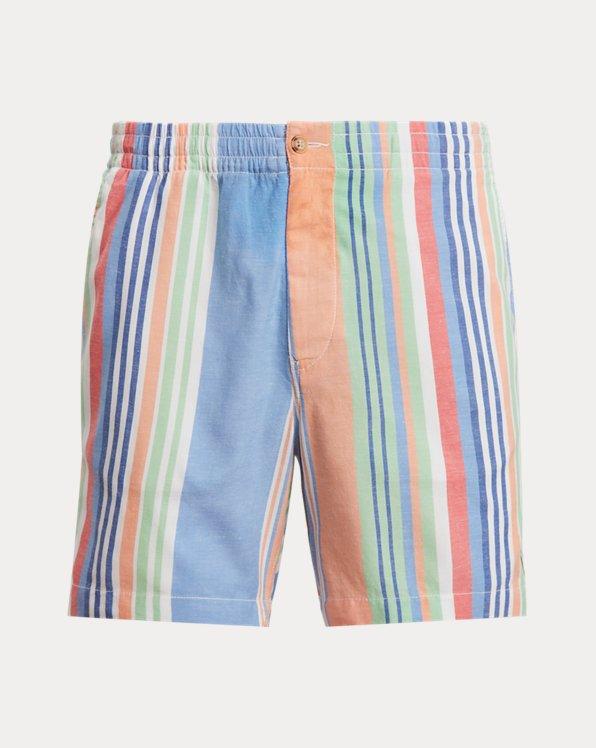6-Inch Polo Prepster Striped Short