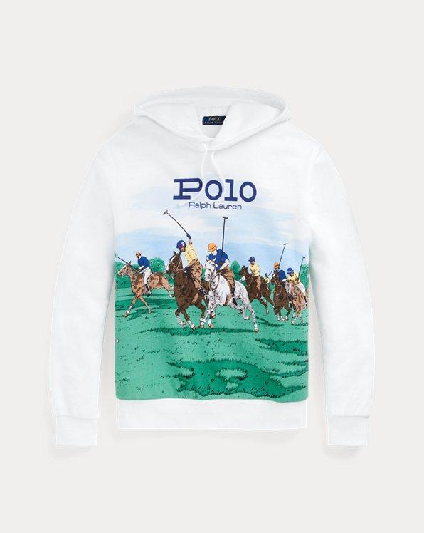 Polo Match Fleece Hoodie