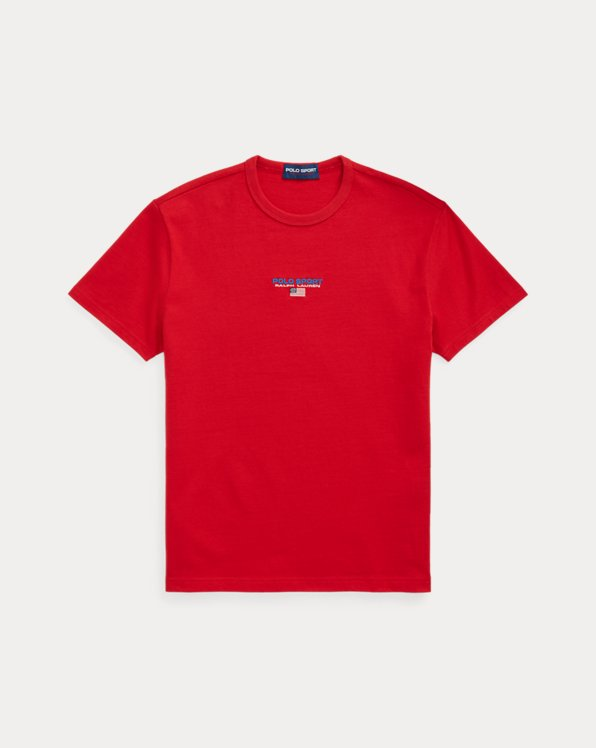Classic Fit Polo Sport Jersey T-Shirt