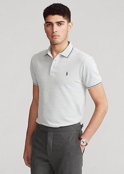 Polo Ralph Lauren Classic Fit Stretch Birdseye Polo Shirt