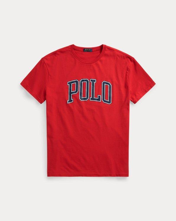 Classic Fit Logo Jersey T-Shirt