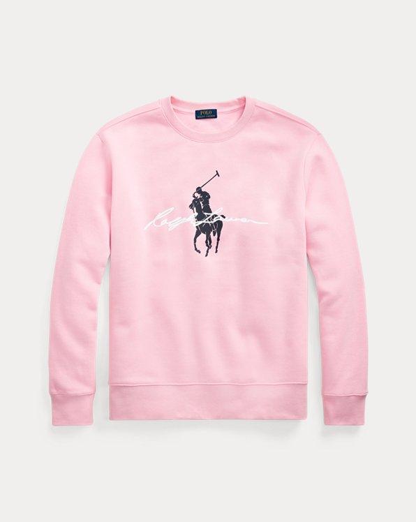 Sweat Big Pony logo en molleton