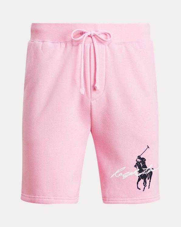 8-Inch Big Pony Logo Fleece Short