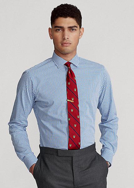 Polo Ralph Lauren Custom Fit Checked Performance Shirt