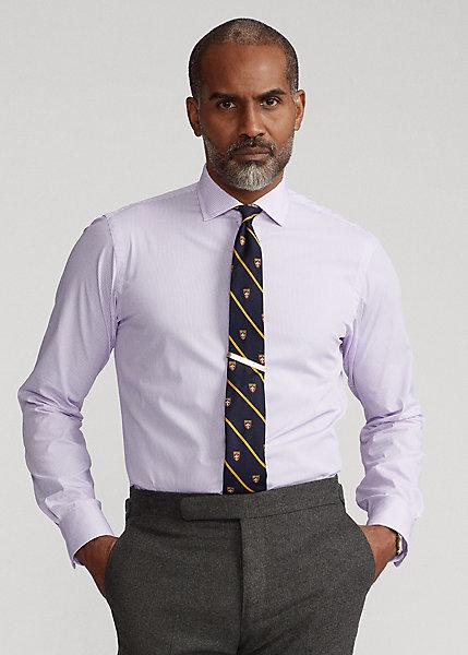Polo Ralph Lauren Custom Fit Striped Performance Shirt