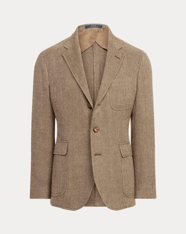 Polo Soft Herringbone Sport Coat