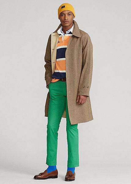 Polo Ralph Lauren Reversible Balmacaan Coat