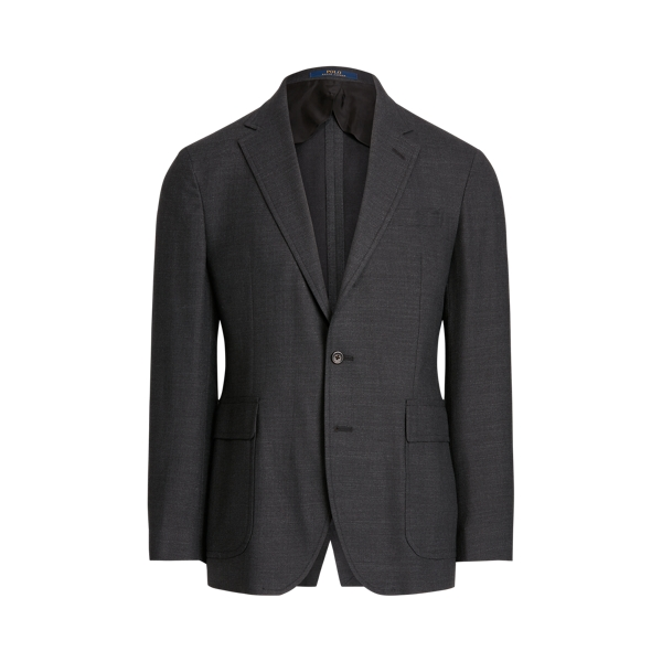 폴로 랄프로렌 Polo Ralph Lauren Polo Stretch Wool Blend Sport Coat,Charcoal