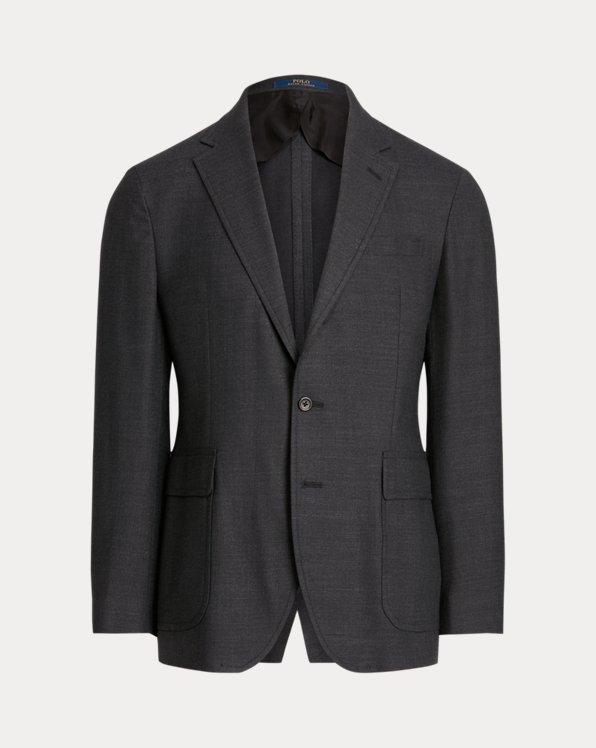 Polo Stretch Wool-Blend Sport Coat