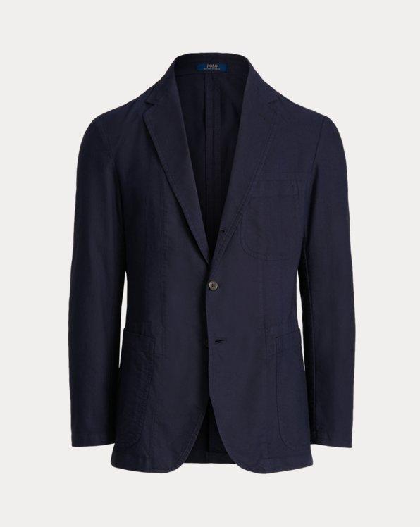 Garment-Dyed Oxford Sport Coat